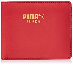 Puma Red Mens Wallets (7322103)