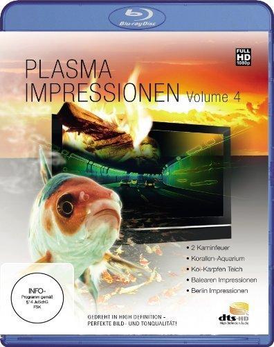 Hd Aquarium (Plasma Impressionen HD Vol. 4 [Blu-ray])