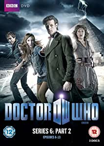 Doctor Who Series 6 - Part 2 [DVD]