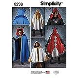 Simplicity Pattern 8238 Misses `, de