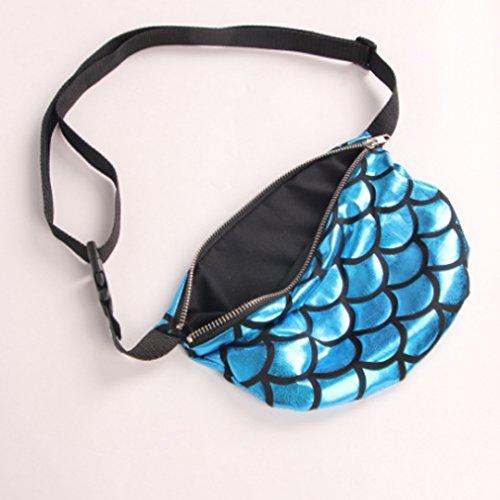 Millya - Riñonera , azul (azul) - bb-00608-03