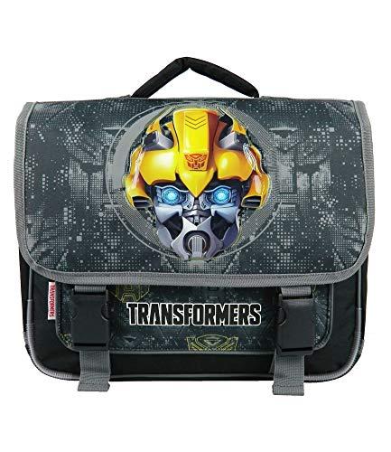 Cartable 38CM Noir-Transformers Hasbro