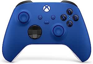 Manette Xbox Bleue Sans fil - Shock Blue