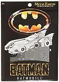 Metal Earth Metallo Earth–5061372–Modellino 3d–Batman–1989Batmobile–2pezzi