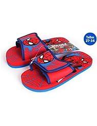 Chaussures été enfants avec velcro Spiderman–Taille E2–Taille E2