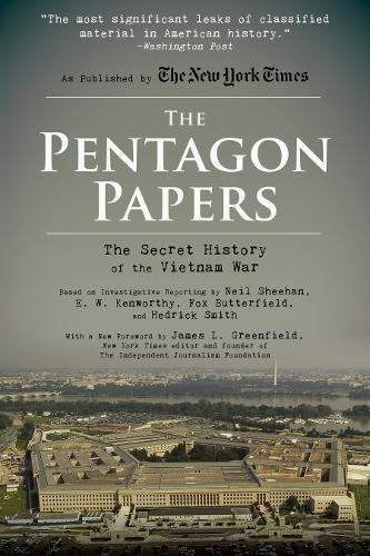 The Pentagon Papers: The Secret History of the Vietnam War por Neil Sheehan