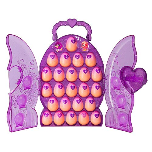Hatchimals CollEGGtibles Set Collection Case With Exclusive 2 Hatchimals and 24 Eggs Waiting To Be Incubated