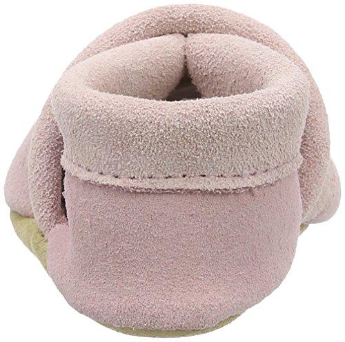 Haflinger Summer, Chaussons pour enfant bébé fille Pink (babyrosa)