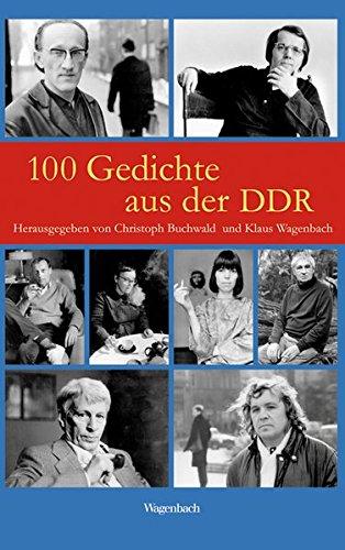 100 Gedichte aus der DDR (Quartbuch)