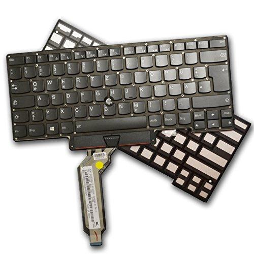 Tastatur für IBM Lenovo Thinkpad X1 Carbon 2015 Keyboard Deutsch GS85 mit Beleuchtung