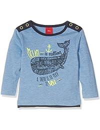 s.Oliver Baby-Jungen Langarmshirt T-Shirt Langarm