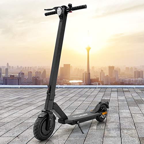 ECD Germany City Explorer® E-Scooter Scooter Elektroroller Roller mit Straßenzulassung StVZO 250W - bis 20km/h - 30km Reichweite - klappbar - Vorder- und Rücklicht - Elektroscooter E-Roller Tretroller