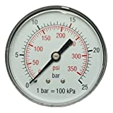 Manometer 50 mm 1/4