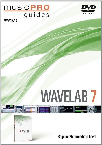 Music Pro Guide Wavelab 7 Dvd