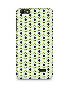 Amez designer printed 3d premium high quality back case cover for Huawei Honor 4C (Cool Pattern10)