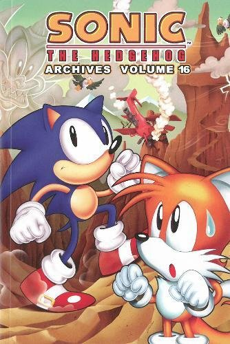 Sonic the Hedgehog archives. Volume 16