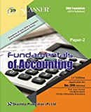 Scanner CMA Foundation (2016 Syllabus) Paper-2 Fundamentals of Accounting