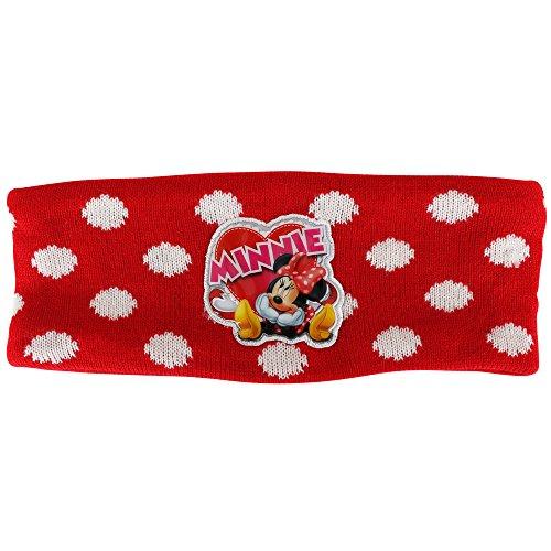 Disney Stirnband - Mädchen Haarband - Ohrenschützer - Minnie ()