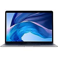 Apple MacBook Air (13 Zoll, 1,6 GHz Dual‑Core Intel Core i5 Prozessor, 128 GB) - Space Grau