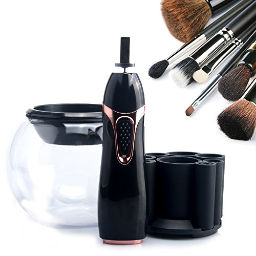 Make Up Pinsel Reiniger Set, Lammcou® Make Up Brush Cleaner and Dryer Professionell Kosmetikpinsel Reinigung Gerät Pinselreiniger Kosmetik Bürste Cleaner für Sekunden Reinigung von Make-Up Pinsel