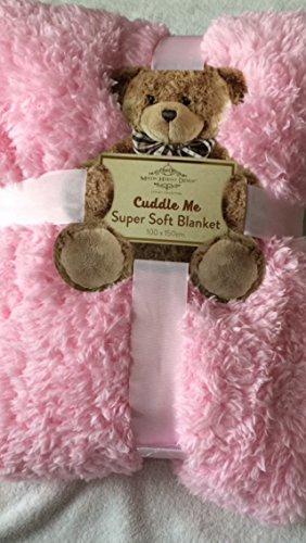 super-soft-sherpa-texture-blanket-pink