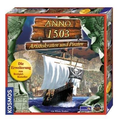 Kosmos – Anno 1503 – Aristokraten und Piraten, Erweiterung