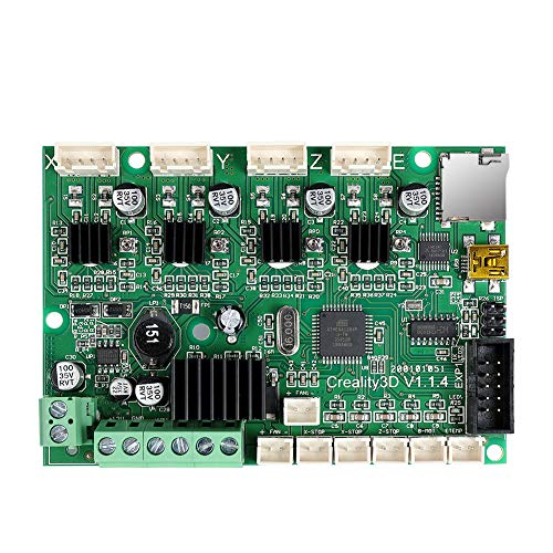 Logical 3d Cr-10 Upgrade Mainboard Motherboard Steuerplatine Computers/tablets & Networking 3d Printers & Supplies