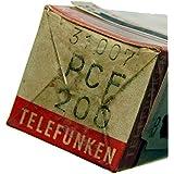 tube électronique pcf200Telefunken id14333