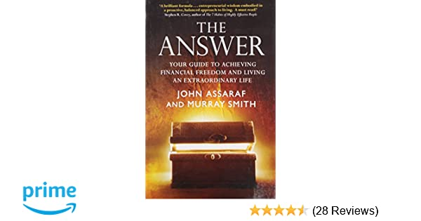 The Answer John Assaraf Pdf