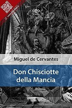 Don Chisciotte della Mancia di [Miguel : de Cervantes Saavedra]