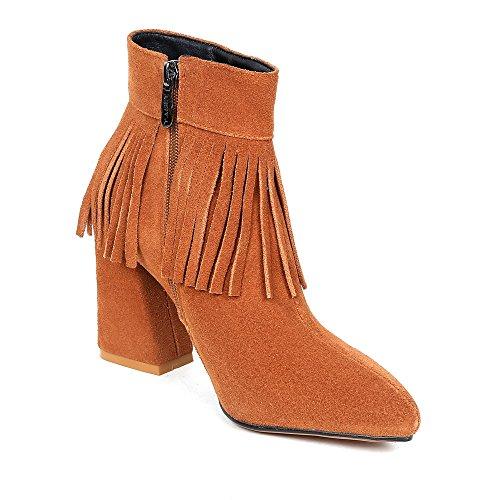 Nine Sevenankle Boot - Stivali Donna Marron