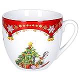Kaffeeservice Weihnachtszauber 18tl...