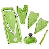 Börner Gemüsehobel V5 PowerLine Plus Set - BPA frei