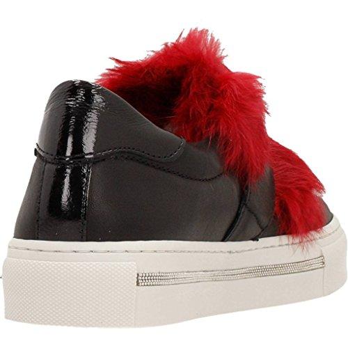 Damen Laufschuhe, farbe Rot , marke ALPE, modell Damen Laufschuhe ALPE NEWKIRK PLAIN Rot Rot