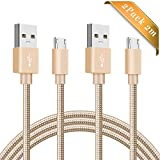 Micro USB Cable Budget&Good Phone Charger Cable Durable Review and Comparison