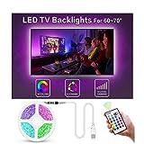 Luce di Striscia a LED per l'illuminazione TV Mood, Alimentato via USB, 20...