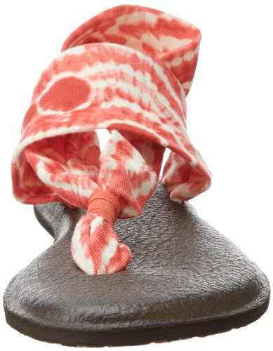 Sanuk Yoga Sling 2 Toile Tongs TTDY
