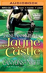 Canyons of Night (Looking Glass Trilogy) by Jayne Castle (2014-05-06)
