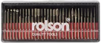 Rolson 24680 Diamond Burr Set - 30 Pieces
