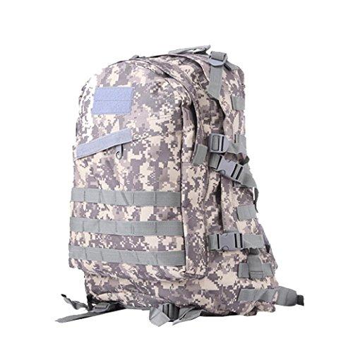 SANFASHION Militärische Taktische Rucksäcke Rucksack Sport Camping Trekking Wandern Bag