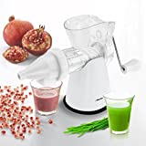 Müeller Elite Masticating Slow Fruit/Vegetable Wheatgrass Juicer