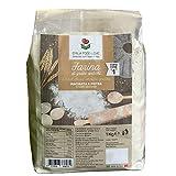 Farina di Grani Antichi Macinata a Pietra 1 KG - Tipo 1 - Grano Italiano - EMILIA FOOD LOVE Selected with love in Italy