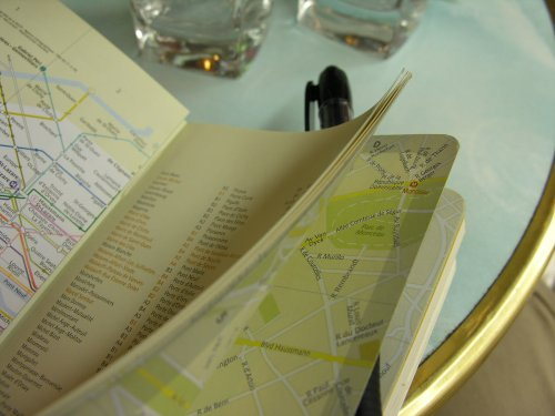 Moleskine City Notebook TURIN Couverture rigide noire 9 x 14 cm