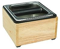 Rattleware Basic Knock Box Set with Maple Holder