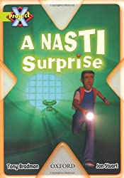 [ PROJECT X: UNDERGROUND: A NASTI SURPRISE BY BRADMAN, TONY](AUTHOR)PAPERBACK
