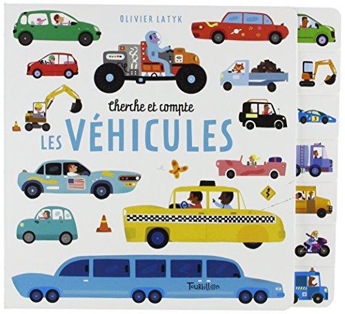 Cherche et compte les véhicules