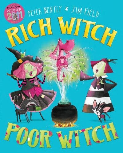 Rich Witch, Poor Witch por Peter Bently