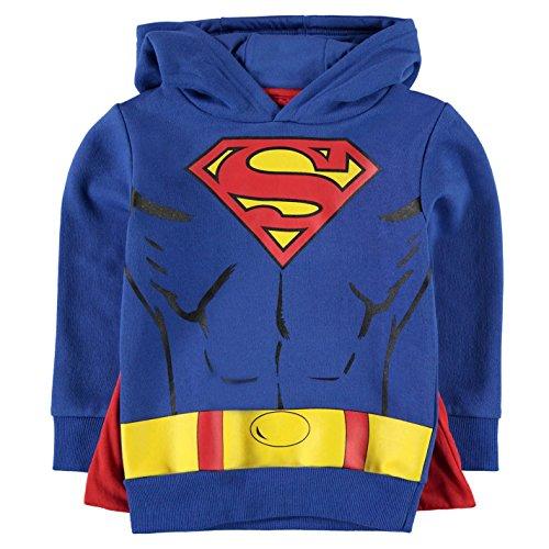 uzenpullover Gr. X-Small, Superman With Cape (Dc Comics Für Kinder)