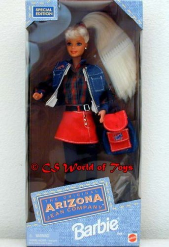Barbie 1997 - The Original ARIZONA Jeans Company - Special Edition - OVP Original Arizona Jean