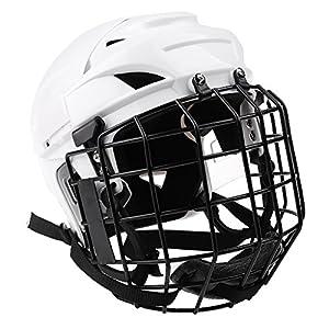 MagiDeal Eishockeyhelm Erwachsene Helm